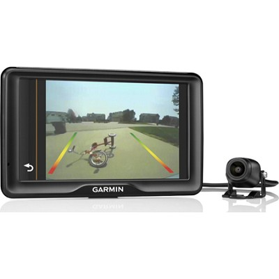 nuvi 2798LMT with Lifetime Maps, Traffic & Backup Camera