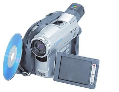 Handycam DCR-DVD201 DVD Camcorder