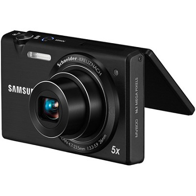 MV800 16.1 Megapixel, 5X optical, Smart Touch Multi View 3` LCD Digital Camera
