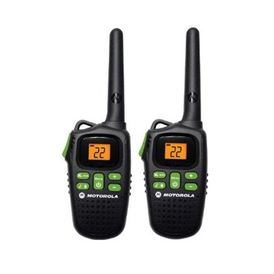 MD200R Giant FRS Two-Way - 20 Mile Radio Pack - Black - OPEN BOX