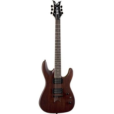 VNXM SN Vendetta XM Solid Body Electric Guitar Satin Natural - Mahagony Finish