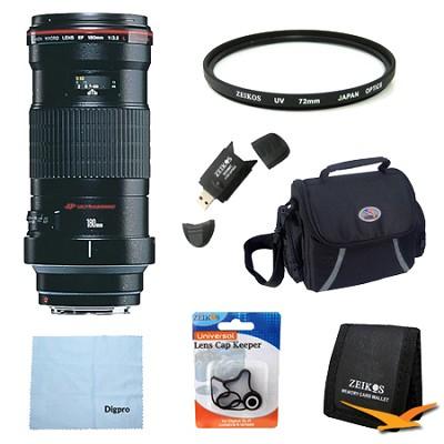 180mm f/3.5L Macro USM Lens Exclusive Pro Kit