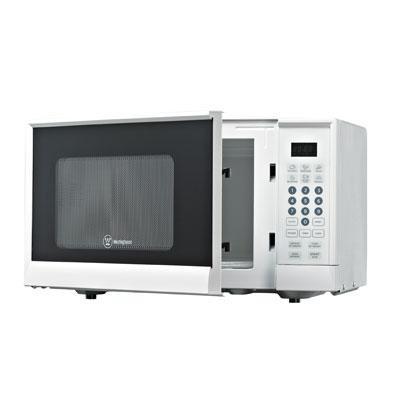 W 0.9 cu Ft Microwave White
