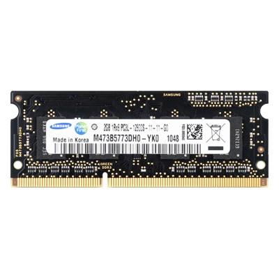 2x2GB DDR3 30nm 1600MHz (PC3-12800) Non-ECC VLP 204-Pin SODIMM Kit