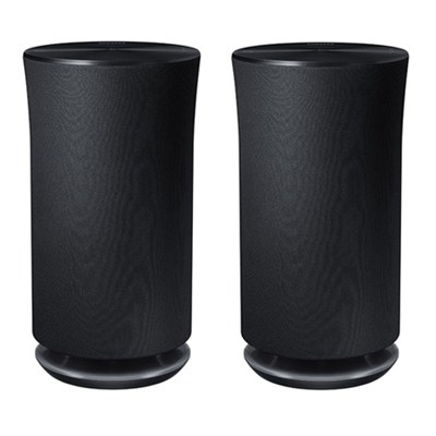 2-Pack Radiant 360 R5 Wi-Fi Bluetooth Speaker