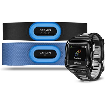 Forerunner 920XT Tri Bundle: Watch, Heart Rate Monitor Tri Band, and Swim Bands