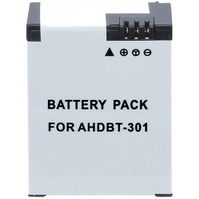 GP-H3 1600MAH Battery Pack for the Go Pro Hero 3