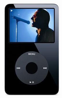 iPod Video 30GB Black MP3 Player