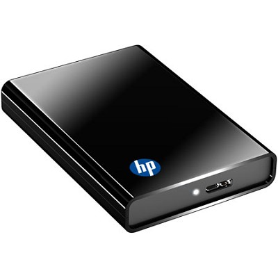 750GB USB 2.0 / USB 3.0 Portable Hard Drive WDBACZ7500ABK-NESN