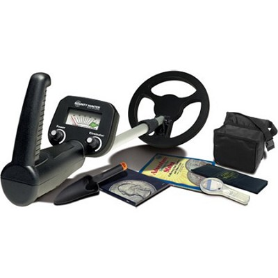 Educational Junior Metal Detector with Coin Collecting Kit