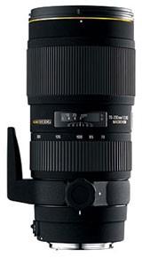 70-200mm f/2.8 EX DG APO HSM II Telephoto Zoom w/ Macro, AF Lens for Olympus