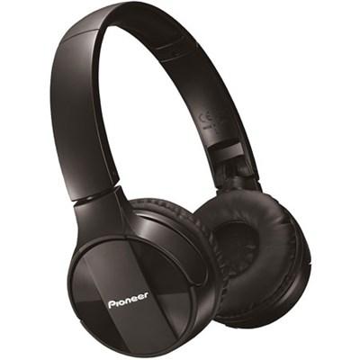 On-Ear Wireless Headphones, Black - SE-MJ553BT-K (OPEN BOX)