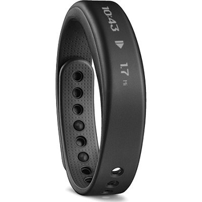vivosmart Bluetooth Fitness Band Activity Tracker - Small - Black (010-01317-00)