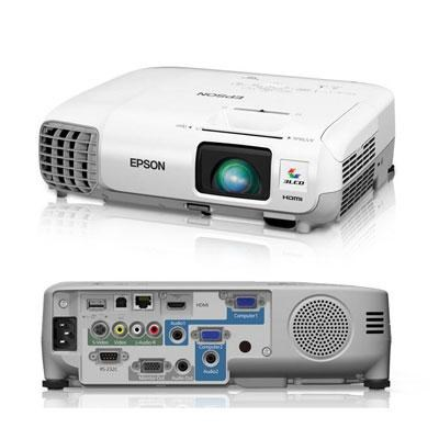 PowerLite X27 2700 Lumens XGA 3LCD Projector - V11H692020