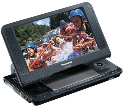 DVD-LS86 Portable DVD Player