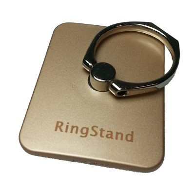 Universal Smart Holder & Stand for Any Phone or Tablet in Gold