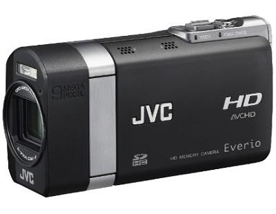 Everio GZ-X900U High-Definition Camcorder - Black