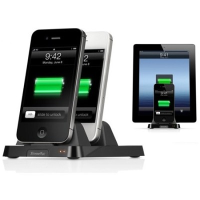InCharge Duo X2 Dual 10W charging dock for iPod, iPhone & iPad 2 Pack!