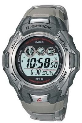 MTG930DA-8V - G-Shock MTG Solar Atomic Solar Watch Metal Case/Band