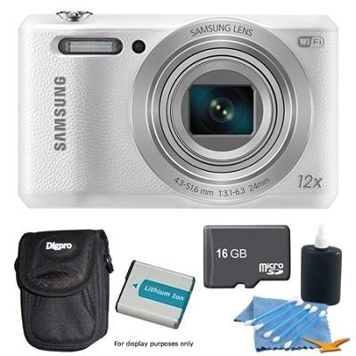 WB35F Smart Digital Camera White Kit