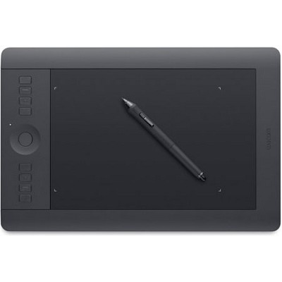 Intuos Pro Pen & Touch Tablet Medium PTH651