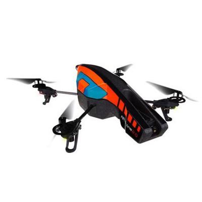 PF721002 AR.Drone 2.0 Quadricopter - Orange/Blue