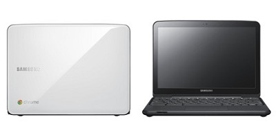 Series 5 3G Chromebook (Arctic White)