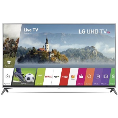 60UJ7700 - 60-inch Super UHD 4K HDR Smart LED TV (2017 Model)