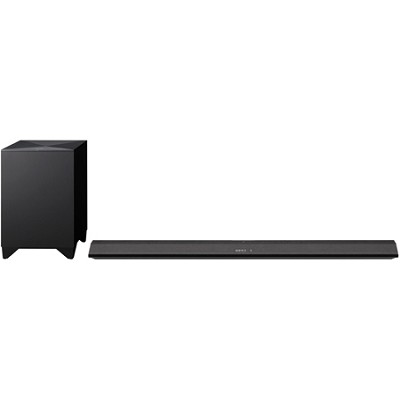 330W 2.1 Channel Sound Bar with Wireless Subwoofer - HT-CT770
