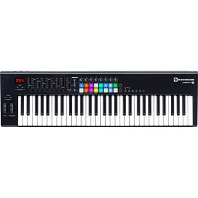 Launchkey 61 USB Keyboard Controller for Ableton Live, 61-Note MK2 Version