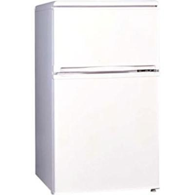 Igloo 3.2 Cubic Foot 2-Door Fridge and Freezer in White - FR832I-WHITE