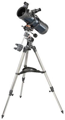 31042 AstroMaster 114 EQ Reflector Telescope