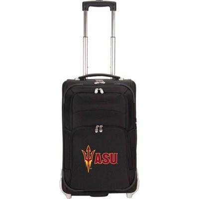 NCAA Denco 21-Inch Carry On Luggage - Arizona State Sun Devils