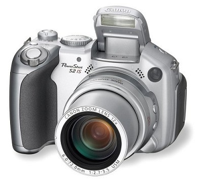 Powershot S2 IS Digital Camera
