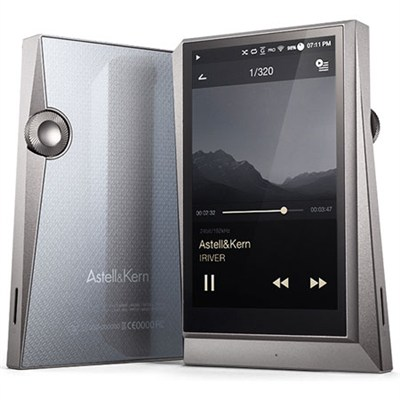 AK320 Hi-Res Portable Music Player