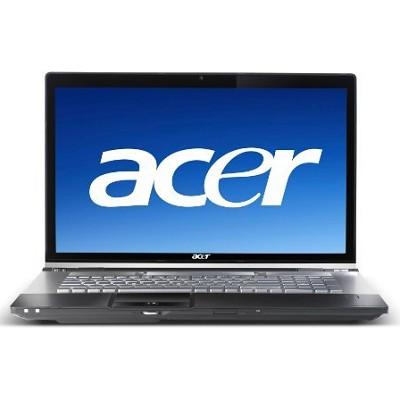 Aspire 18.4` Notebook Computer - Black (AS8943G-9429)