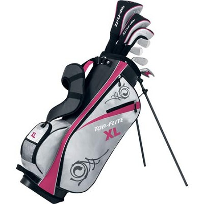 Top Flite XL 12 Piece Women's Golf Set - Right Hand 40601441100