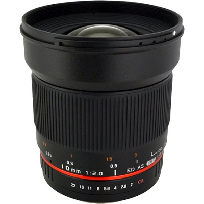 16mm F2.0 Wide Angle Lens for Pentax