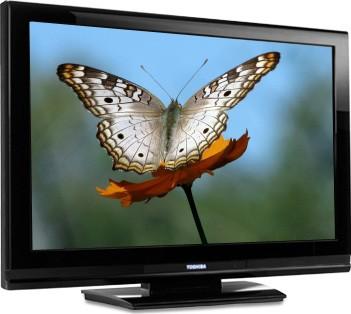37RV525R - 37` 1080p LCD TV, 3 HDMI w/RegzaLink, New Hi Gloss Black Cabinet