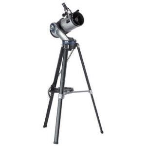 130-Millimeter Reflector Telescope with AudioStar - Silver