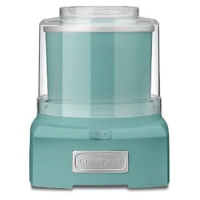 ICE-21TQ - Frozen Yogurt-Ice Cream & Sorbet Maker, Turquoise