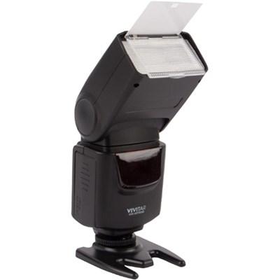 SF7000 Wireless Optical Slave Flash - Enhance Photos & Colors (Black) VIVSF7000