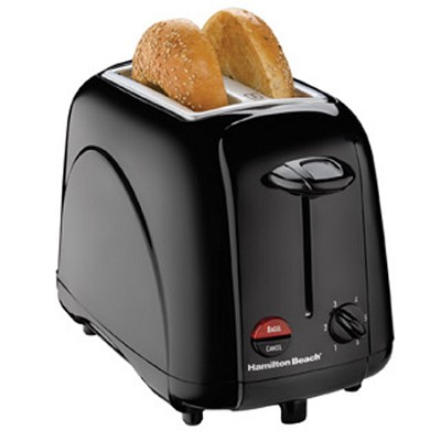 22201 2-Slice Extra-Wide Slot Toaster