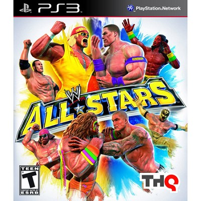 WWE All-Stars for Playstation 3