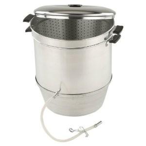 Aluminum Steam Juicer - OPEN BOX
