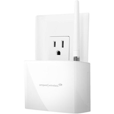 High Power 600mW Compact Wi-Fi Range Extender (REC10)