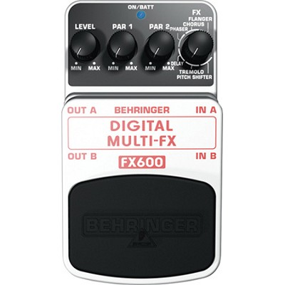 FX600 - Digital Stereo Multi-Effects