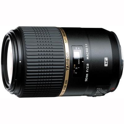 SP 90MM F/2.8 DI MACRO 1:1 VC USD For Nikon w/ 6-Year USA Warranty
