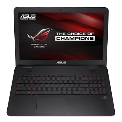 ROG GL551JW-DS71 15` Intel Core i7 4720HQ with NVIDIA GTX960M Gaming Laptop
