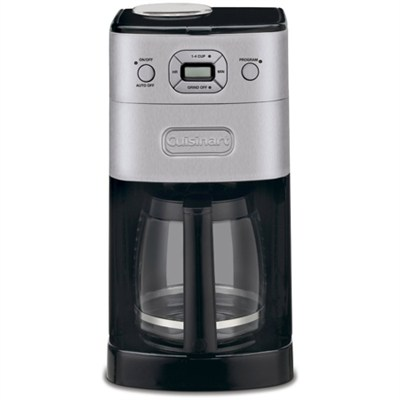 Refurb Cuisinart DGB-625BC 12-Cup Automatic Coffeemaker